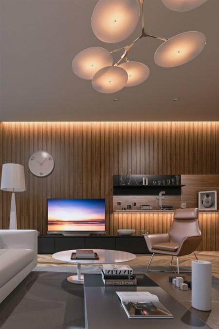 6 ý tưởng thiết kế phòng khách sang trọng