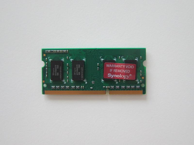 Synology RAM D3NS1866L-4G - RAM Front