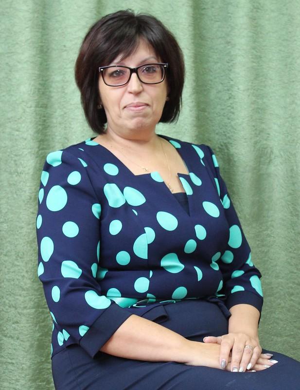 Надежда Юрьевна Николаева