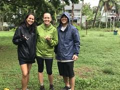 Hawaiian Electric at Hui o Koolaupoko's Kaha Garden Community Work Day - November 11, 2017: Mahalo for having us at the community work day!