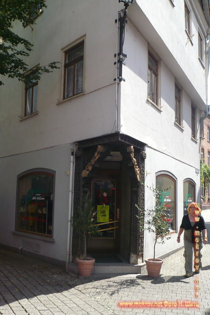 Исторический центр Лимбург на Лане фоторепортажи