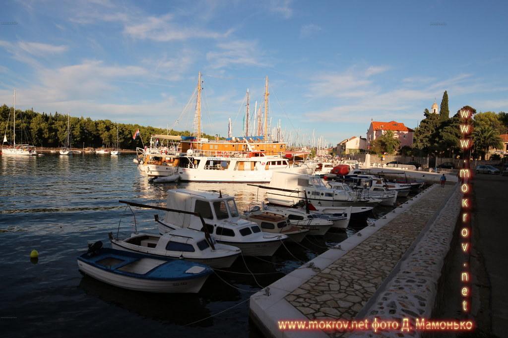 Хвар — остров в Адриатическом море, в южной части Хорватии фотопейзажи