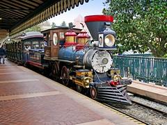 France, Paris, DisneyLand Park
