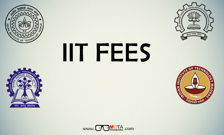 IIT Fees Structures