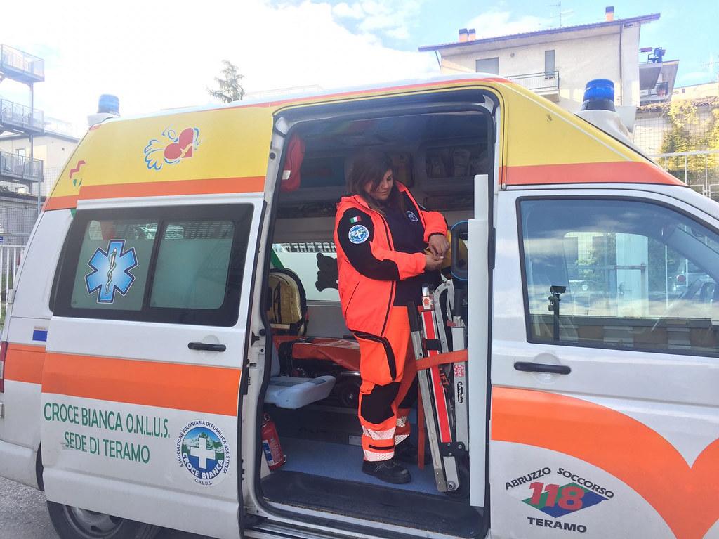 Servizio Civile: la storia di Silvia da Teramo