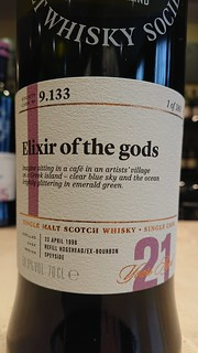 SMWS 9.133 - Elixir of the gods