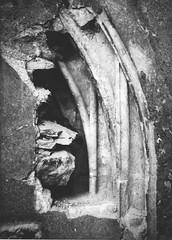 Kaňk (KH), kostel (7.11.1990)