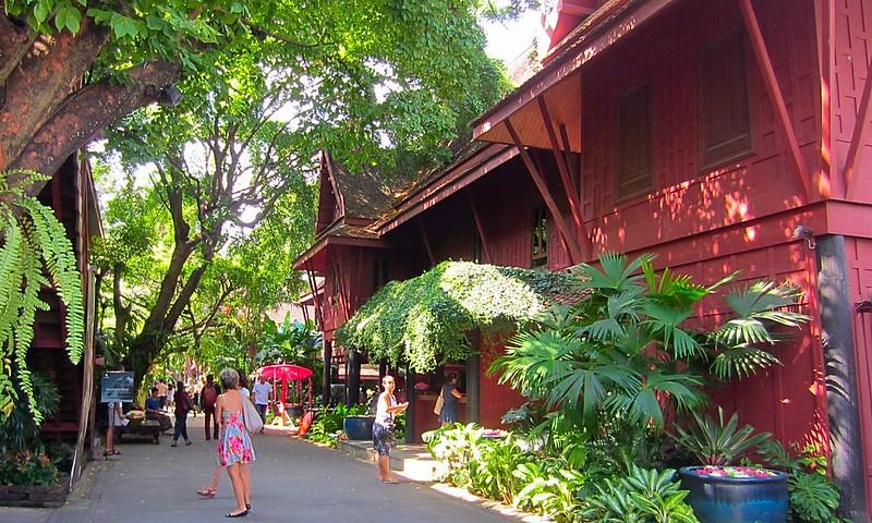 Jim Thompson House Bangkok Museum