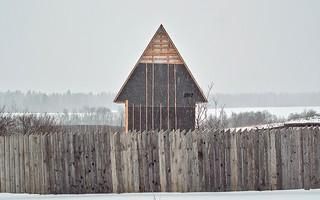 SDIM1022. Under-construction Dom in Village Khokhlovo (Хохлово)