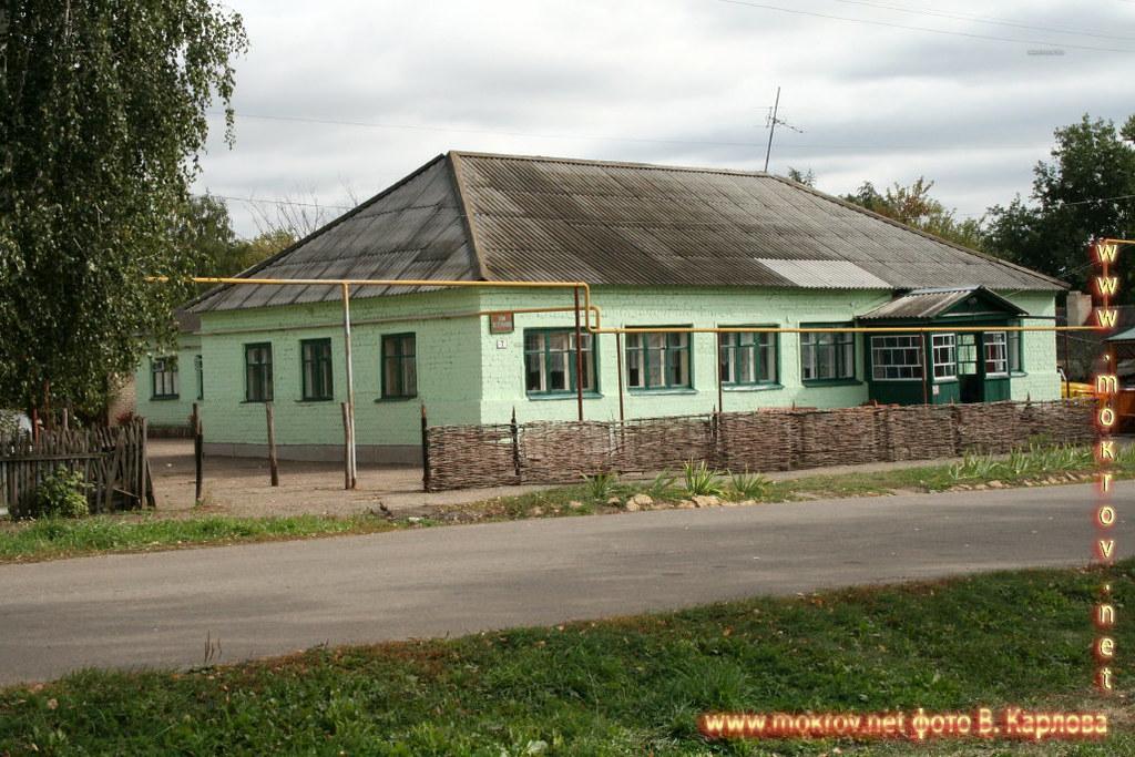 Дом Ветеранов. Г.Колпна.