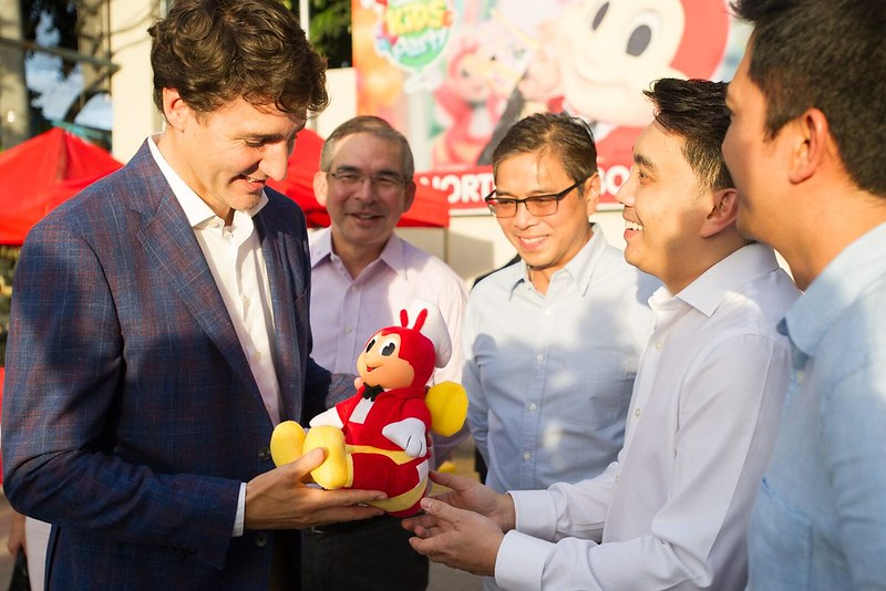 PM Trudeau at JB 3