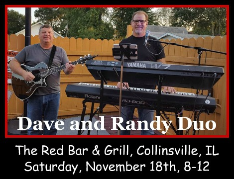 Dave and Randy Duo 11-18-17