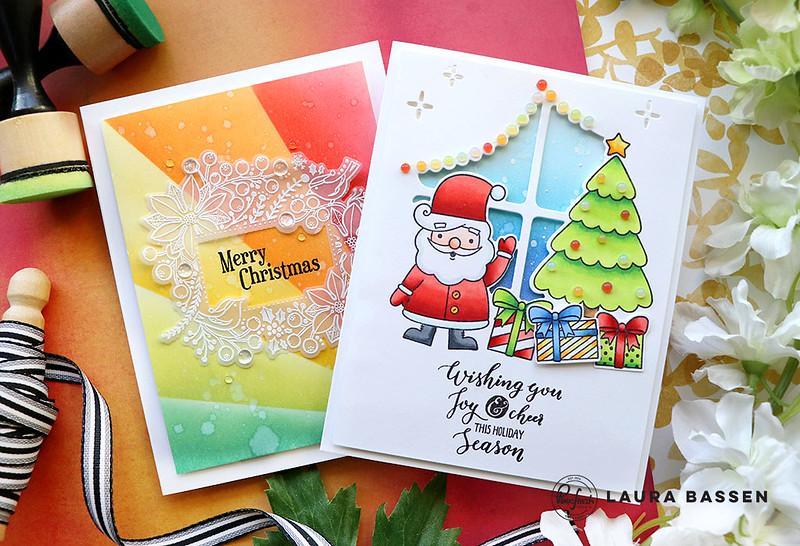Pinkfresh Studio-Joy & Cheer, Merry & Bright
