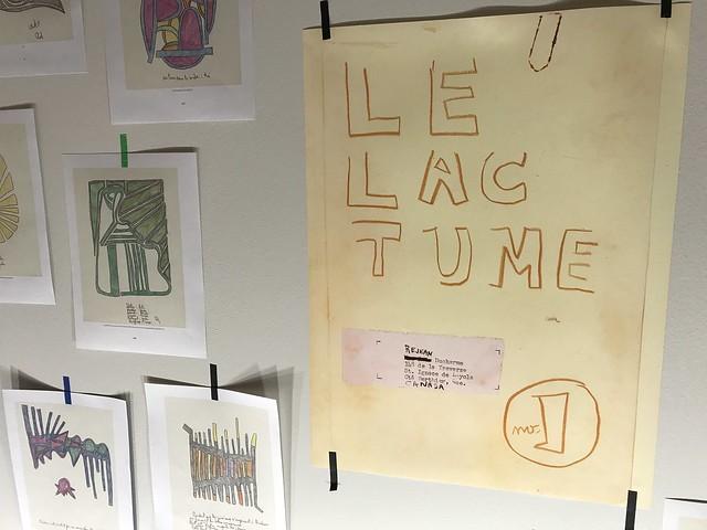 Exposition Le Lactume