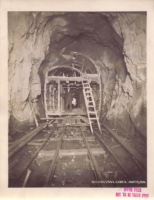 Turkey Mountain Tunnel