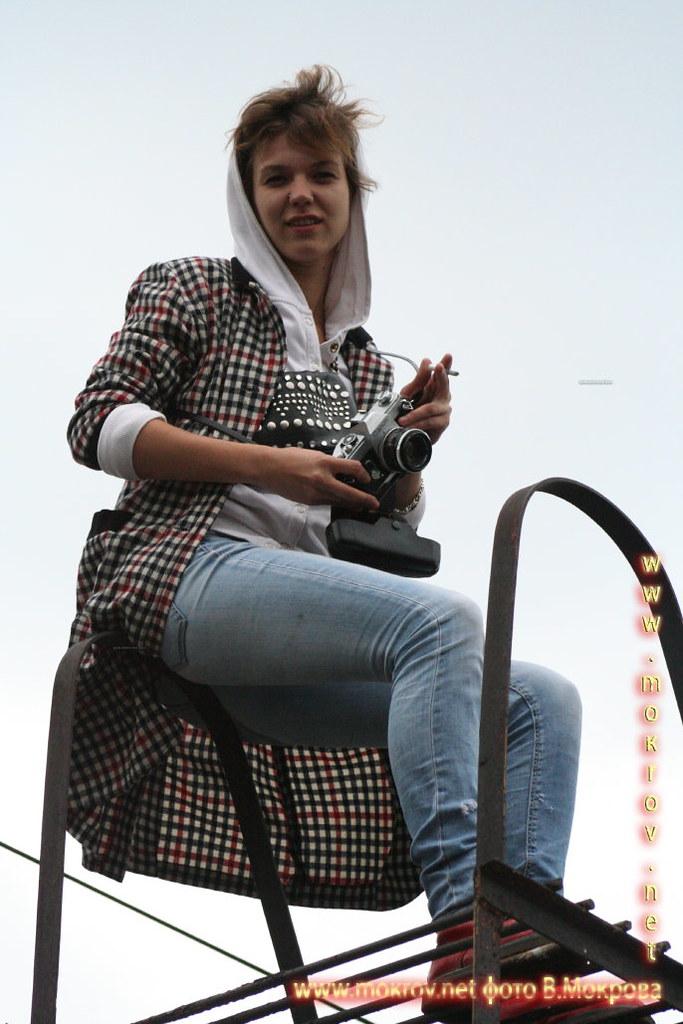 Ольга Довженко.