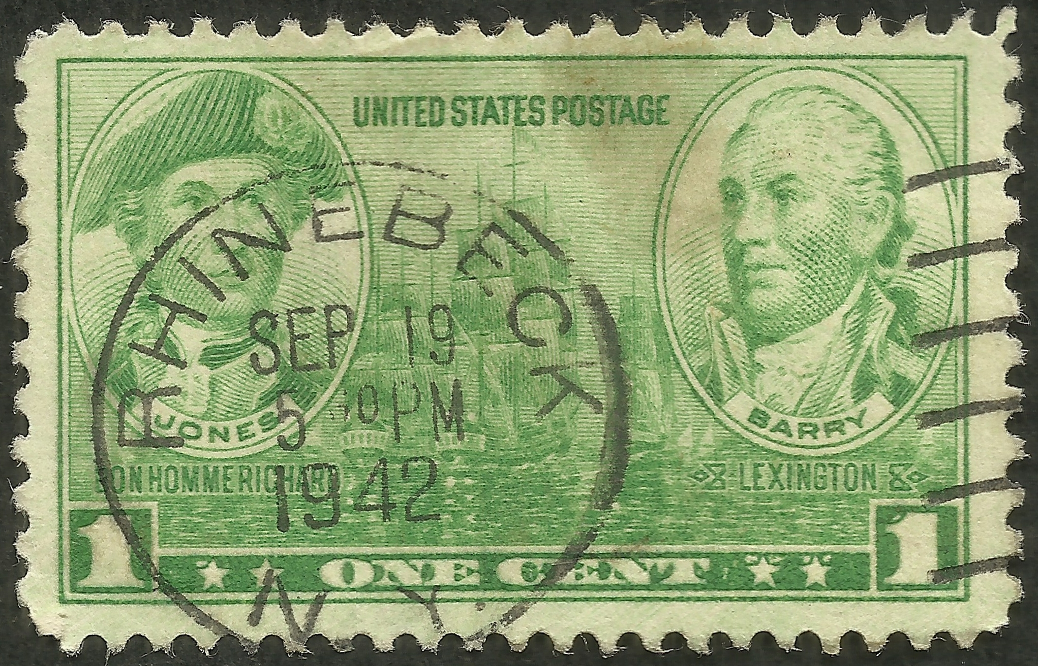 United States - Scott #790 (1936)