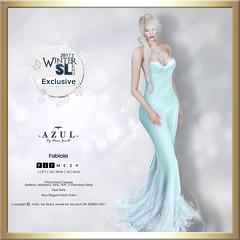 (AD) -AZUL- Fabiola [WinterTrend]