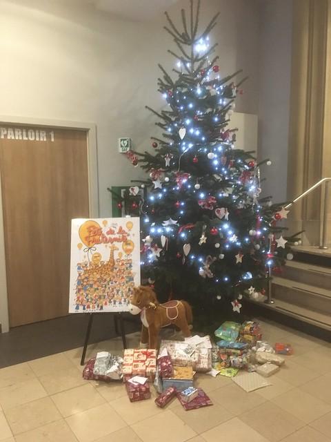 Collecte De Cadeaux 2017