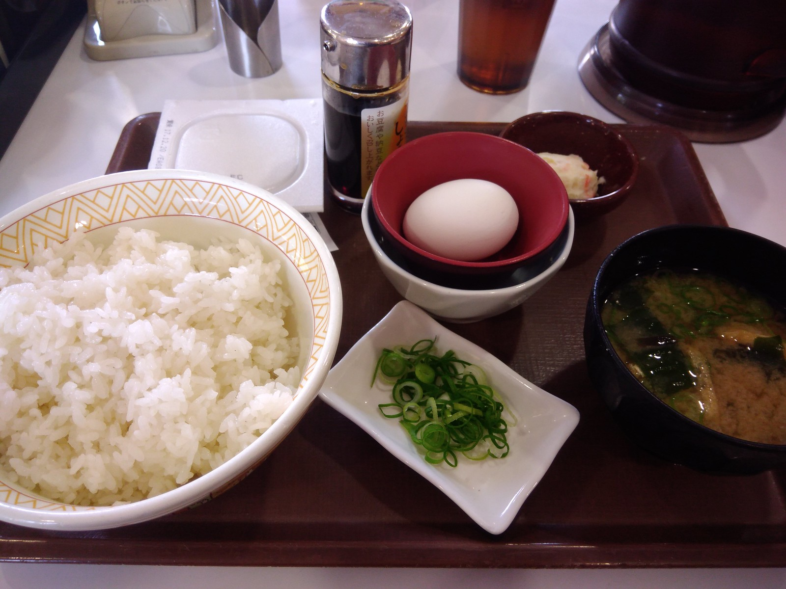 20171216 朝食