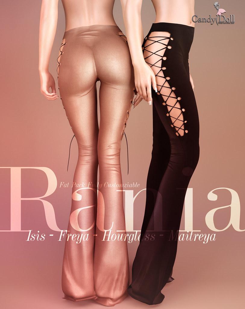 rania pants - TeleportHub.com Live!