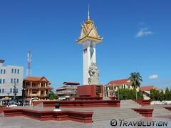 Cambodian-Vietnamese Friendship Monument, Kampong Chhnang