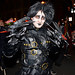 Edward Scissorhands NYC 2017 Halloween Parade.