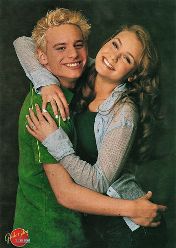 Cas Jansen and Angela Schijf in GTST (1996-1999)