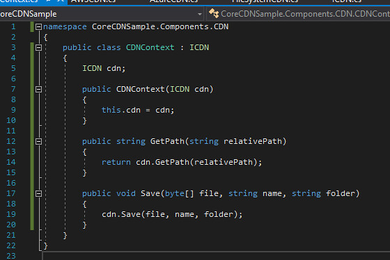 2017-11-12 22_02_51-CoreCDNSample - Microsoft Visual Studio