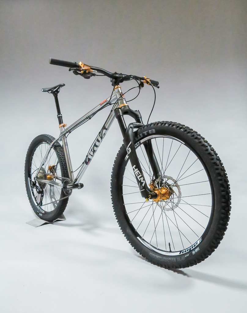 Soul, steel, 853, 650b, hardtail