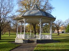 Lightwoods Park - bandstand