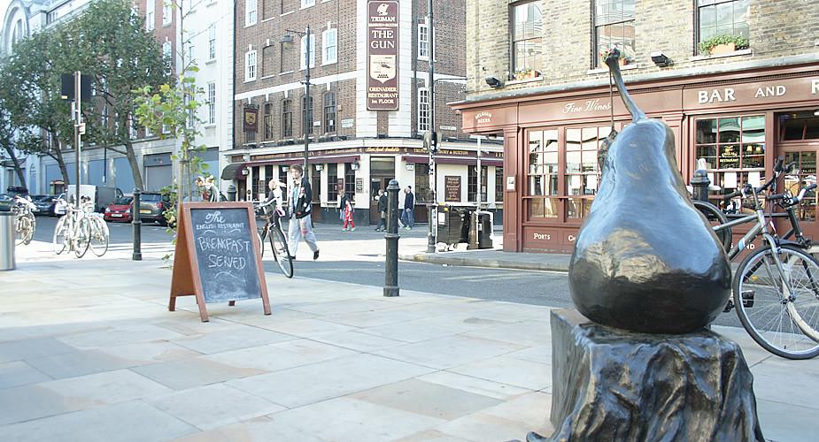 Kers in Londen: ga naar een echte Engelse pub | Mooistestedentrips.nl
