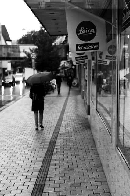 My favorite camera store (Leica M6)
