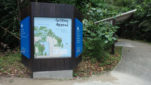Sungei Buloh Wetland Reserve: trails
