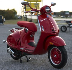 High dollar scooter