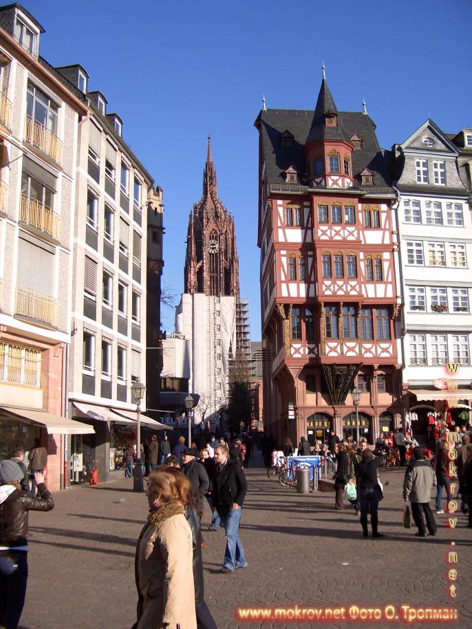 Города Франкфурт на Майне фотографии