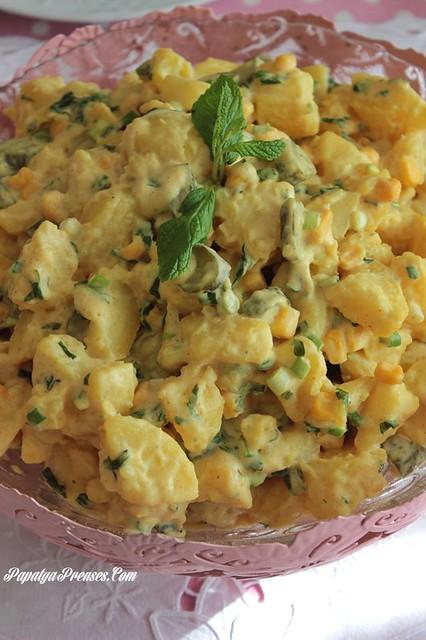 hardallı patates salatası (1)