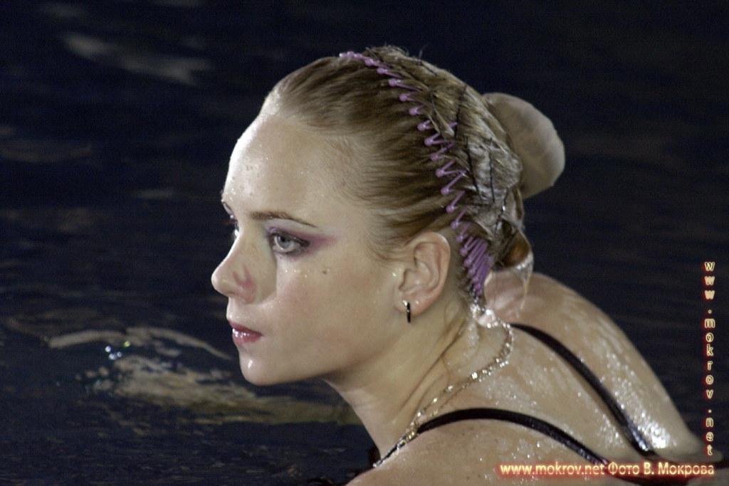 Сборная команда России по синхронному плаванию портреты