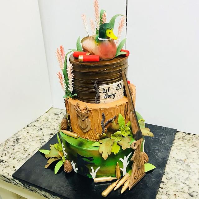 Cake by La Louisiane Bakery