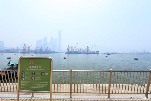 Hoi Fai Road Promenade