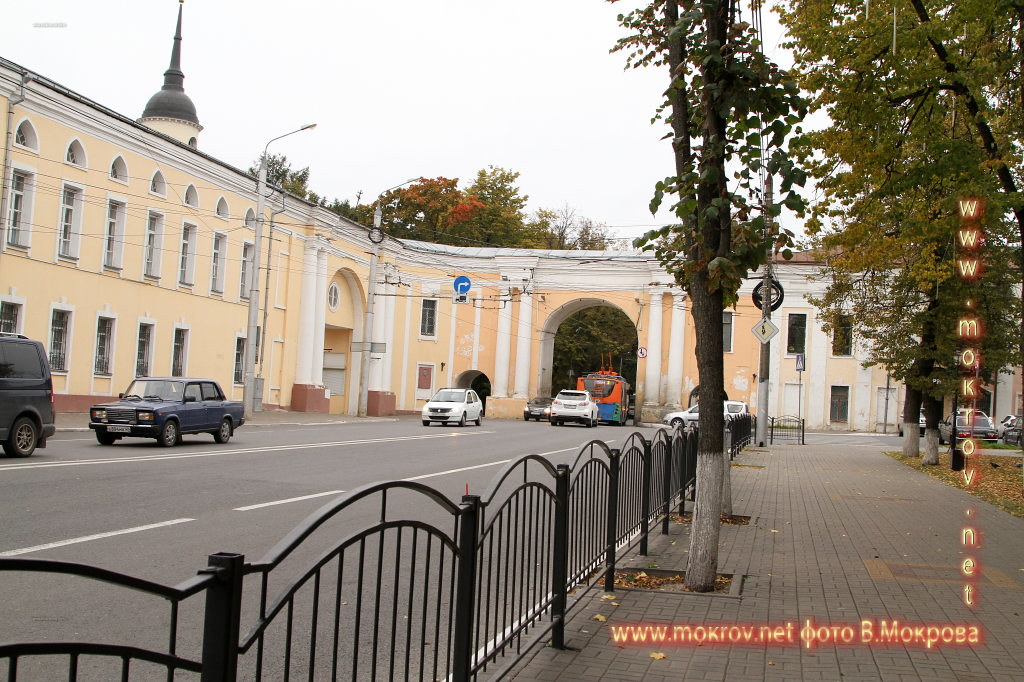 Город Калуга и фотозарисовки
