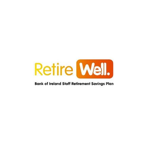 Bank of Ireland RetireWell logo
