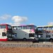 Stagecoach 18306, 15862, 15898 & 15306 Paignton seafront 8 November 2017 (3)