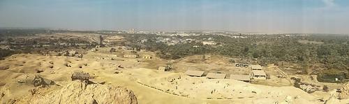 Siwa Oasis panorama