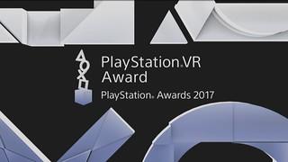 PS VR アワード