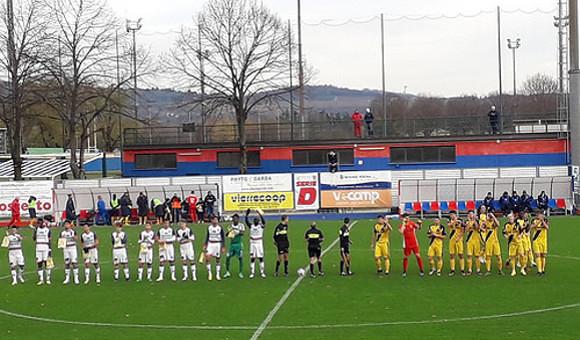Virtus Verona - Belluno 1-0: Danti regala tre punti d'oro