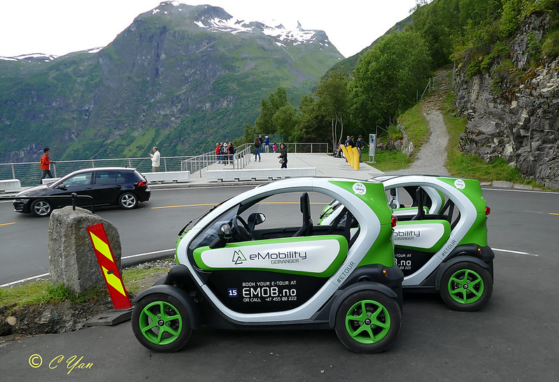 Geirangerfjord - Norway