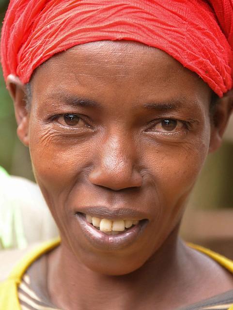 Adigrat Woman
