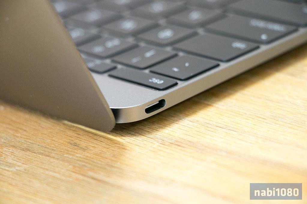 12インチ MacBook 201702