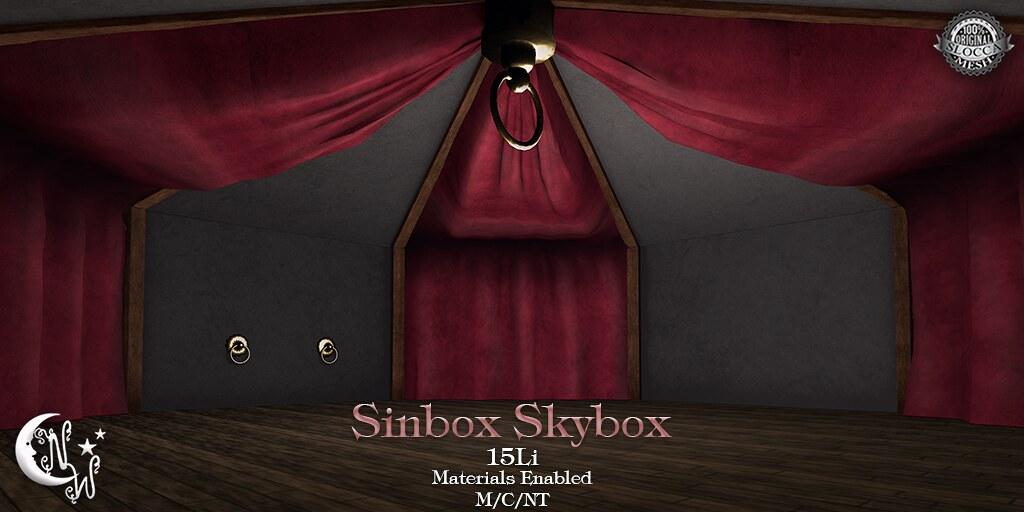 *NW* Sinbox Skybox - TeleportHub.com Live!